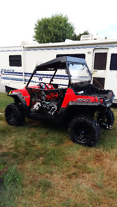 RZR 2012 800 Great for hunting and playing