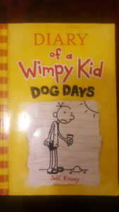 Diary of a Wimpy Kid (Dog Days)