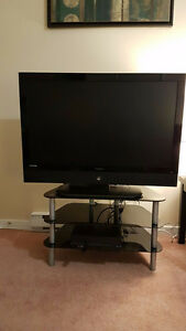 "42"" ViewSonic 1080p TV w/ Remote & Stand"