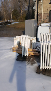 Radiators   assorted sizes $60 and up