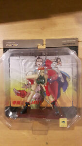 Capcom Figure Collection Cammy Street Fighter 2005