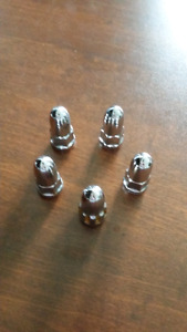 Set of Bullet Style Lug Nuts for Mustang