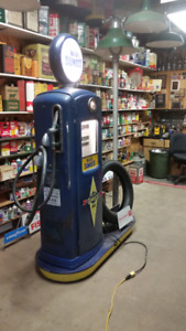 Bennett 646CD gas pump