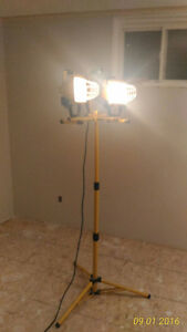 1000W Tripod Work Light