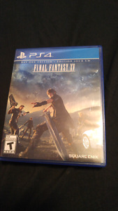 Final Fantasy 15 ps4 - Day One Edition