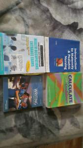 College Nursing Program Textbooks