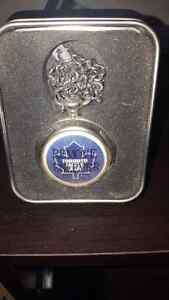Toronto Maple leafs Collectible Pocket Watch