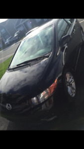 2008 HONDA CIVIC coupe  *$7,500 OBO*
