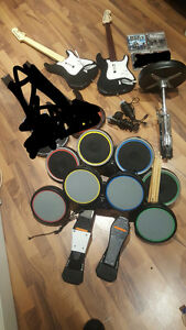 Rock band kit complet