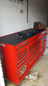 MAC 3 BAY TOOL BOX