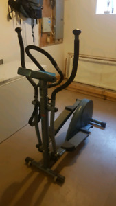 Elliptical Machine - Infiniti Cross Fitness Trainer Eurosport