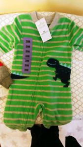 Brand new with tags.  Boys 3-6 months