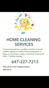 Office cleaning / residential cleaning