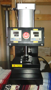 Pneumatic Rosin Heat Press