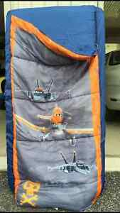 Disney Planes mattress cover sleeping bag