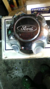 4 center caps for Ford truck