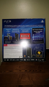 64 GAMES PLUS 500GB PS3 ALL MINT