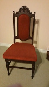 13 Dining room chairs -  $50 each obo