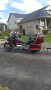 Honda Gold Wing in Outstanding Condition