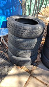 225/60R17 All Season Firestone tires (Brand New)