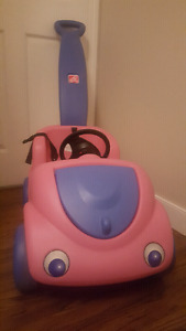 Little tikes buggy