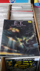 E.T. story book the extra - terrestrial