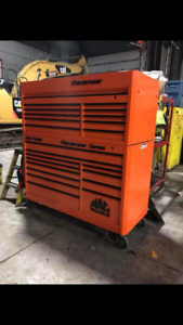 NEW MAC TOOLBOX MACSIMIZER SERIES WITH NEW COVER TOP AND BOTTOM