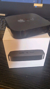 Apple TV 3rd Generation - read the ad -