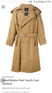 Blood Brother Coat