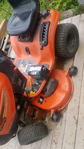 20hp ride on lawn tractor