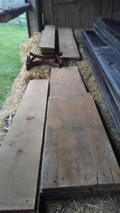 OVERSTOCK CLEARANCE,  BEAUTIFUL BROWN BARN BOARD