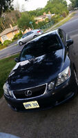 2006 Lexus GS 300 awd Sedan lady driven, every options works.