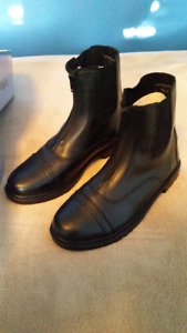 TUFF RIDER LADIES ENGLISH RIDING BOOTS SIZE 9 NEW IN BOX