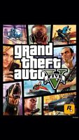 I'm looking to buy GTA V for the ps4