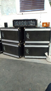 Peavey XR-500 P.A. System