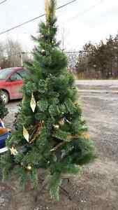 5 ARTIFICIAL CHRISTMAS TREES Belleville Belleville Area image 3