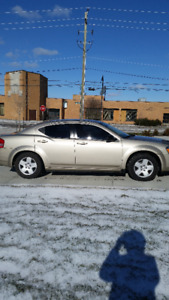 Take a look! 2009 Dodge Avenger Sedan