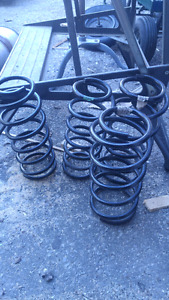 Saturn exhaust and springs
