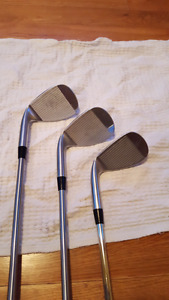 Nike VR Forged 52, 56, 60 wedges