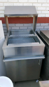 Restaurant Equipment - Deep Frier - Pizza Display - Hot Plate