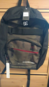 Brand New DC Backpack