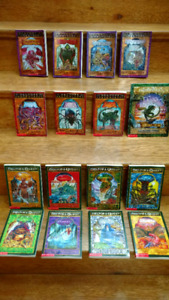 Entire 16 Deltora series chapter books by Emily Rodda