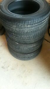 4 NEW ALL SEASON TIRES FOR SALE 195/65/15