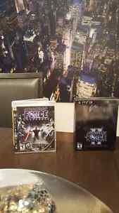 Star Wars Force Unleashed 1 &2