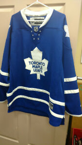 Toronto Maple Leafs Reebok Official Licensed NHL Jersey XXL
