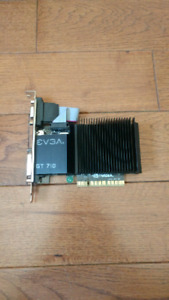 BRAND NEW  GT 710 2GB ddr3 Graphics card