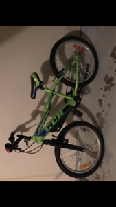 Boys 6 speed CCM Bike