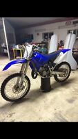 2008 Yz 125 mint condition