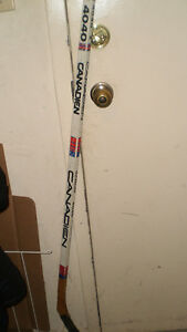 Hockey stick,  fishing gear