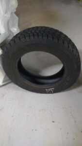 Four Good Year Winter Tires for Sale - 195/ 65/R15